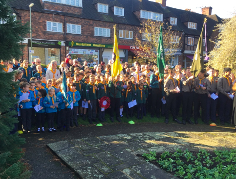 1st hinchley wood scout annual review