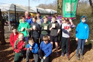 Esher Scouts win 2016-17